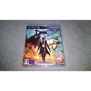 プレイステーション3(PlayStation3)のPS3ソフト Dmc Devil May Cry デビルメイクライ(家庭用ゲームソフト)