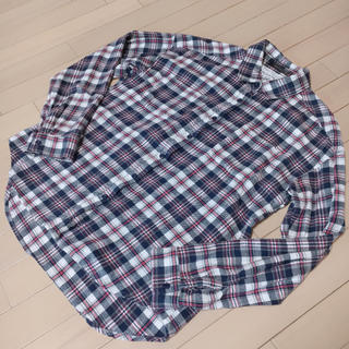 しまむら - タータンチェック レディース シャツ