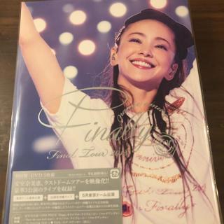 安室奈美恵 Finally DVD 東京ドーム (ミュージック)