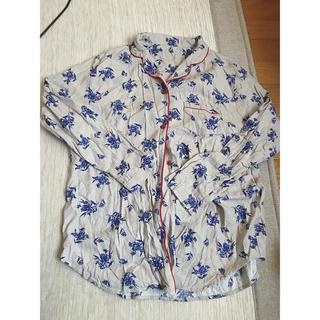 ジーユー(GU)のパジャマ 上のみ(パジャマ)