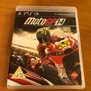 プレイステーション3(PlayStation3)のPS3   MotoGP 14(家庭用ゲームソフト)