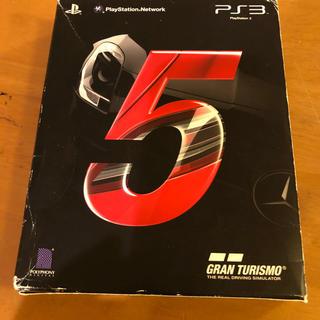 プレイステーション3(PlayStation3)のPS3  グランツーリスモ5(家庭用ゲームソフト)
