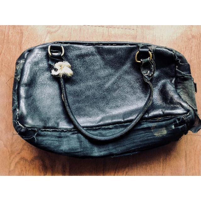 Paul Harnden(ポールハーデン)のポールハーデン / Paul Harnden 定番レザーバッグ Sport メンズのバッグ(トートバッグ)の商品写真