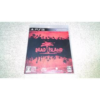 プレイステーション3(PlayStation3)のPS3ソフト デッドアイランド  DEAD ISLAND(家庭用ゲームソフト)
