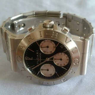 3ff18c50d1ca ブルガリ クリスタル メンズ腕時計(アナログ)の通販 8点 | BVLGARIの ...