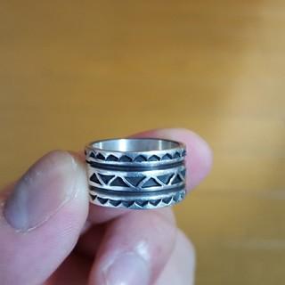 オービル・ホワイト シルバーリング(リング(指輪))