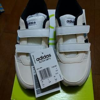 アディダス(adidas)の新品!アディダス 21センチ(スニーカー)