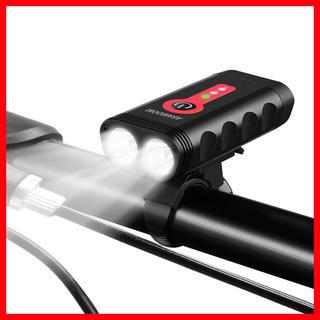 【在庫限りsale】自転車ライト LEDヘッドライト(その他)