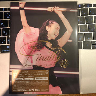 安室奈美恵 Final Tour 〜Finally〜 福岡公演 Blu-ray(ミュージック)
