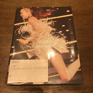 安室奈美恵  Finally DVD 初回盤 京セラドーム大阪  新品未開封  (ミュージック)