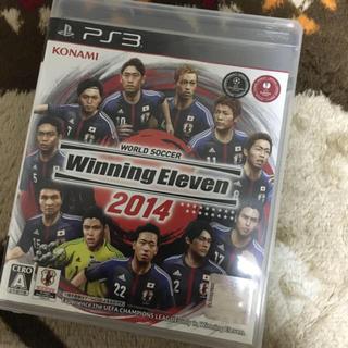 プレイステーション3(PlayStation3)のウイニングイレブン2014  PS3(家庭用ゲームソフト)
