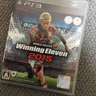 プレイステーション3(PlayStation3)のウイニングイレブン2015    PS3(家庭用ゲームソフト)