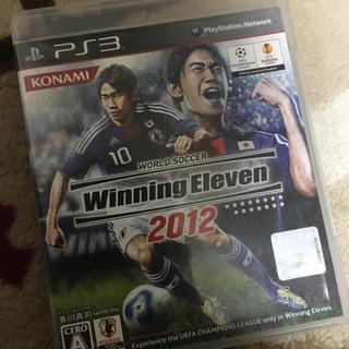 プレイステーション3(PlayStation3)のウイニングイレブン2012  PS3(家庭用ゲームソフト)