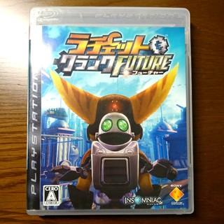 プレイステーション3(PlayStation3)のラチェット&クランク FUTURE(家庭用ゲームソフト)
