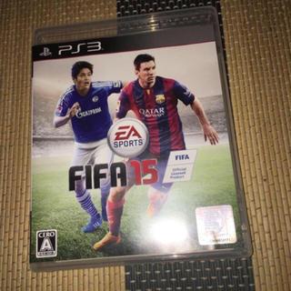 プレイステーション3(PlayStation3)のFIFA15   【美品】 PS3(家庭用ゲームソフト)