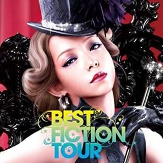 安室奈美恵 BEST FICTION TOUR   Blu-ray(ミュージック)