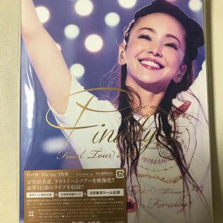 安室奈美恵 東京ドーム Blu-ray Finally(ミュージック)