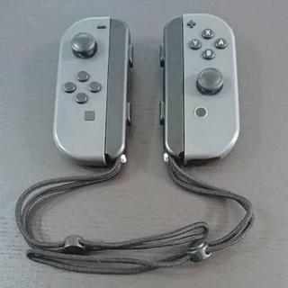 Nintendo Switch - 【美品】Joy-Con (L) / (R) グレー