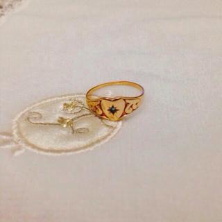 マザー(mother)のmother LULUring(リング(指輪))
