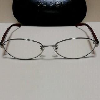 グッチ(Gucci)の☆美品☆GUCCI グッチ メガネ 眼鏡(サングラス/メガネ)