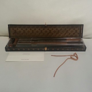 ルイヴィトン(LOUIS VUITTON)のルイヴィトン 非売品 箸2善 セット 未使用品(カトラリー/箸)
