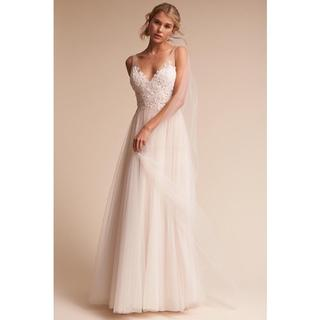 Bhldn Heritage Gown ウエディングドレス US00