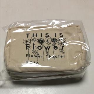イーガールズ(E-girls)のTHIS IS Flower ポーチ(ミュージシャン)