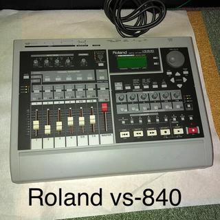 ローランド(Roland)のRoland VS-840(音源モジュール)