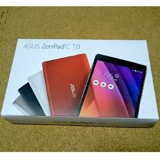 エイスース(ASUS)の2000円引♪新品★ASUS Zenpad C7.0 Z170C タブレット(タブレット)