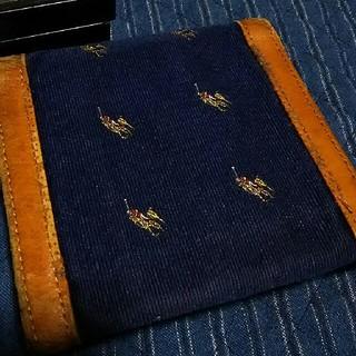 ラルフローレン(Ralph Lauren)のラルフローレン 財布  ポニー 刺繍 ビンテージ 80s アンティーク 90s(折り財布)