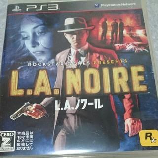 プレイステーション3(PlayStation3)のL.A.NOIRE PS 3(家庭用ゲームソフト)