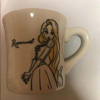 ディズニー(Disney)のラプンツェルのマグカップ(マグカップ)