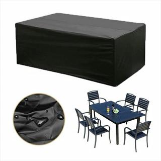 家具カバー テーブルカバー 防雨撥水加工 室内外 収納袋付(その他)