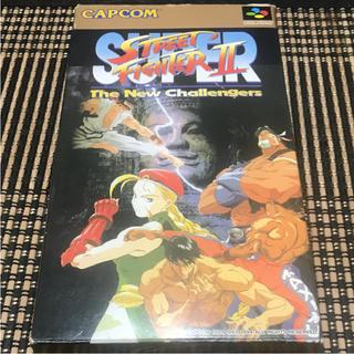 スーパーファミコン(スーパーファミコン)のスーパーストリートファイター2(家庭用ゲームソフト)