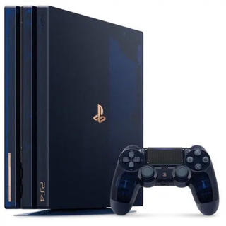 PlayStation4 - PS 4 Pro 500 Million Limited Edition