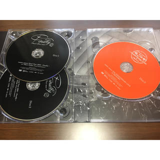 安室奈美恵 Finally DVD(ミュージック)