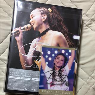 【K♡Y様専用】安室奈美恵 Finally 初回限定版 DVD 札幌公演(ミュージック)