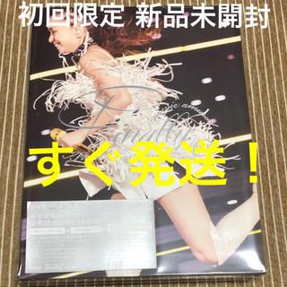 新品未開封☆安室奈美恵 Finally 京セラドーム DVD5枚組 初回限定盤(ミュージック)