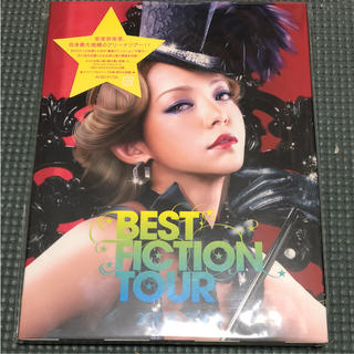 安室奈美恵 BEST FICTION TOUR 2008-2009 DVD(ミュージック)