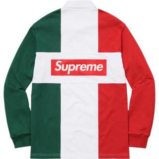 シュプリーム(Supreme)のsupreme  17FW ラガーシャツ L 美品(その他)