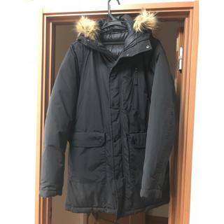 ジーユー(GU)のGU防寒コート(チェスターコート)