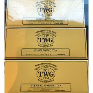 新品 TWG フレーバーティー 15袋入り 送料込み(茶)