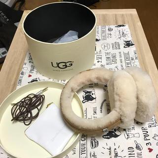 アグ(UGG)のugg イヤーマフ(イヤーマフ)