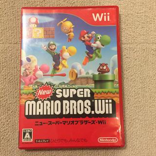 Wii - Wii Newスーパーマリオブラザーズ