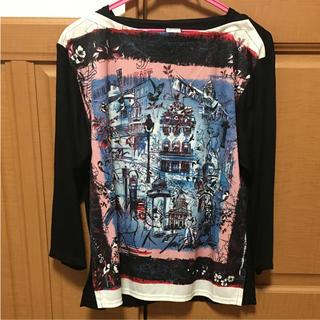 ジャンポールゴルチエ(Jean-Paul GAULTIER)のゴルチエ 長袖Tシャツ サイズ42 L レディース(Tシャツ(長袖/七分))