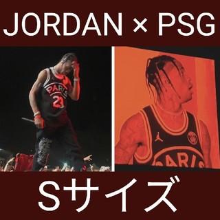 NIKE - JORDAN × PSG フライトニット 23 メンズジャージー NIKE