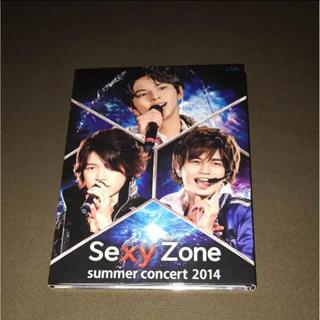 セクシー ゾーン(Sexy Zone)のSexy Zone Summer Concert 2014 Blu-ray(ミュージック)