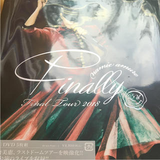 クーポン割引で8700円‼️安室奈美恵 ナゴヤドーム公演 DVD(ミュージック)
