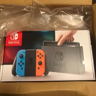 Nintendo Switch - 【送料込】任天堂スイッチ本体 新品未使用