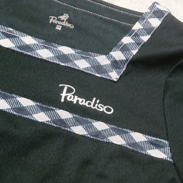 Paradiso(パラディーゾ)の美品 パラディーゾ セット M スポーツ/アウトドアのテニス(ウェア)の商品写真